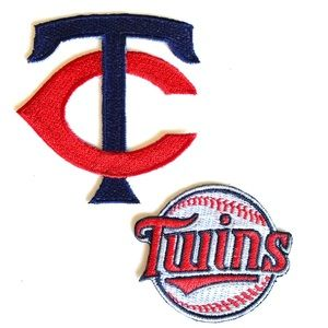 Accessories - Twins Patch Iron on Patches Cincinnati baseball